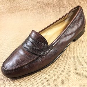 Bragano Cole Haan Vito Italy Men's Loafers Size 12
